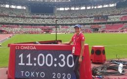 Quách Thị Lan làm quen sân thi đấu, sẵn sàng cho thử thách ở Olympic Tokyo