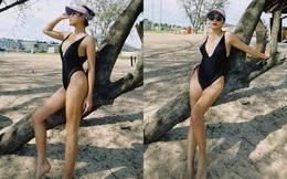 """Văn Mai Hương """"ăn mày quá khứ"""" với ảnh bikini khoe vóc dáng gợi cảm"""