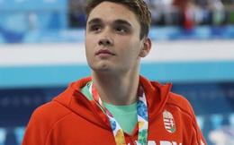 Kình ngư trẻ lỡ cơ hội phá kỷ lục thế giới tại Olympic vì thủng quần