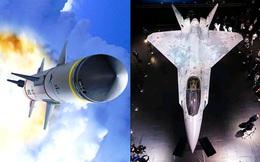 """Mỹ bất ngờ hé lộ vũ khí bí mật, """"câu trả lời"""" cho tiêm kích Su-75 Checkmate của Nga?"""