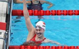 Nét đáng yêu gây thương nhớ của nữ thần bơi lội Trung Quốc giành 2 HCV Olympic liên tiếp