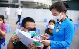 Hà Nội: Gần 200 người khuyết tật và yếu thế được tiêm vắc xin Covid-19