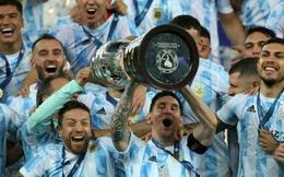 """Chủ nhân HCV Olympic 2016: """"Nếu Messi giành Quả bóng vàng, đó là danh hiệu xấu xí nhất lịch sử"""""""