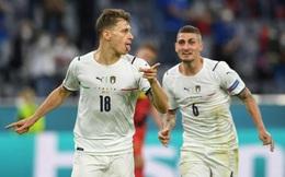 VIDEO: Cầu thủ Italia thoát xuống dứt điểm đầy mạnh mẽ, mở tỷ số trước đội tuyển Bỉ