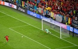 VIDEO Bỉ vs Italia: Lukaku lạnh lùng trên chấm 11m, rút ngắn cách biệt cho đội tuyển Bỉ