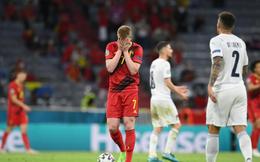 HẾT GIỜ Bỉ 1-2 Italia: Chiến thắng ngoạn mục của Italia