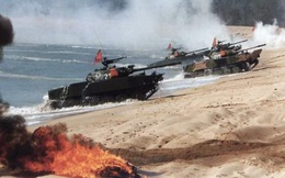 Kịch bản Trung Quốc tấn công chớp nhoáng, thu hồi đảo Đài Loan