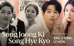 Tình duyên của Song - Song sau 2 năm ly hôn: Đều bị đồn ngoại tình, Hyun Bin, Song Seung Hun và nữ thần Hậu Duệ Mặt Trời dính líu?