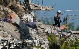 Vụ sập chung cư Mỹ: Hơn 1 tuần tìm kiếm các nạn nhân, thi thể mới nhất khiến đội cứu hộ bật khóc nức nở