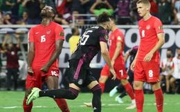 Mexico thắng kịch tích Canada, vào chung kết Gold Cup nhờ trọng tài bù giờ tận... 15 phút