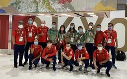Nhiều VĐV Việt Nam về nước, kết thúc hành trình thi đấu tại Olympic Tokyo 2020
