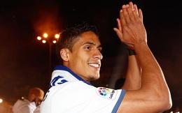 Buổi lễ chia tay giàu cảm xúc của Varane với Real Madrid