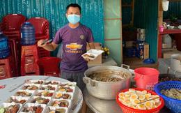 """Trên đường về quê tránh dịch, cảnh tượng đặc biệt ở ngã 3 Phú Yên khiến người dân """"rơi nước mắt"""""""