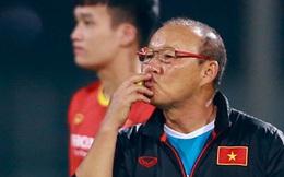 """Học trò nói thắng tuyển Trung Quốc, HLV Park: """"Hãy nói những việc bản thân làm được thôi"""""""