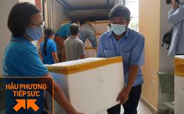 Người dân Quảng Bình gửi 3 tấn cá đặc sản hỗ trợ người Sài Gòn trong mùa dịch