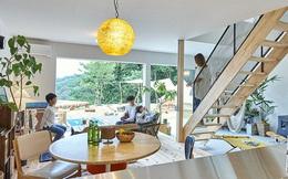 Ngôi nhà vườn đầy ắp niềm vui và hạnh phúc của gia đình 4 thành viên bỏ phố về quê