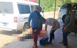 Đi tắm thác, nữ sinh viên 19 tuổi bị đá rơi trúng đầu tử vong