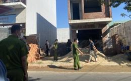 Nam công nhân không mặc quần, tử vong cạnh công trình xây dựng