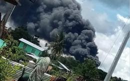 Rơi máy bay quân sự chở 92 người của Philippines