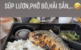 Thương chồng ăn uống lạ miệng ở Thái Lan, vợ Quế Ngọc Hải hứa về Việt Nam sẽ nấu bù những món ngon