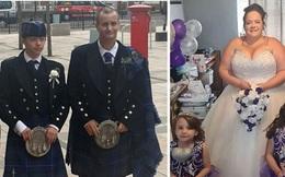 Đám cưới hóa đám tang: Chú rể đột tử trong đúng giây phút cô dâu đang tiến vào lễ đường và câu chuyện khiến ai cũng nghẹn ngào phía sau