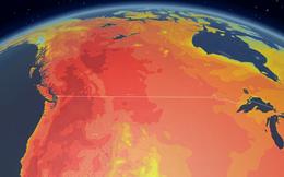 Giải mã hiện tượng ''vòm nhiệt'' trong những ngày nắng nóng chết chóc đang xảy ra ở Tây Bắc Mỹ