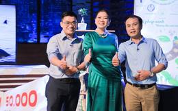 Hợp khẩu vị, Shark Liên chốt ngay deal triệu đô cho startup làm nhựa sinh học từ bột mì, bột sắn Việt Nam