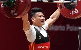 Cử tạ Việt Nam mất một suất dự Olympic 2020 vì doping
