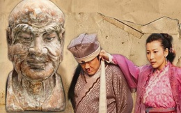 Lau chùi bức tượng La hán, nhà sưu tập phát hiện bí mật giấu kín bên trong: 700 năm trước nam tử hán cũng... sợ vợ?