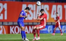 HẾT GIỜ Viettel 1-3 Pathum United: Lại thua thảm trên đất Thái Lan, Viettel coi như đã bị loại