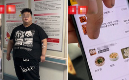Ở nhà cách ly mùa dịch, thanh niên tăng 100kg vì ''đóng họ'' cho các app đồ ăn hơn 17 triệu đồng/ tháng
