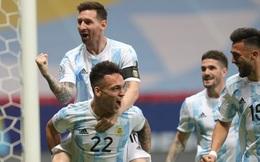 Messi thể hiện bản lĩnh, Argentina lọt vào chung kết Copa America sau loạt 11m cân não