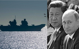 """Đại chiến Thái Bình Dương: Nga - Trung đang """"mài sẵn dao sắc"""" chờ đợi Mỹ và đồng minh?"""