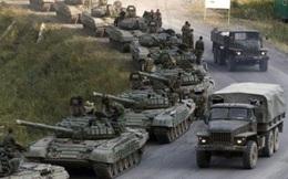 Nga tăng cường xe tăng hiện đại nhất đến Crimea, điều gì đang xảy ra?