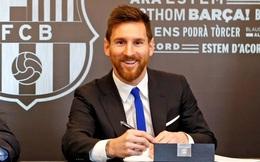 Ký hợp đồng với Messi, 'gã khổng lồ' chấp nhận hy sinh 'bom tấn 120 triệu'