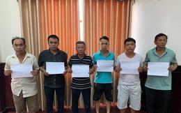 Quảng Nam: Đánh sập đường dây cá độ bóng đá 50 tỷ đồng, bắt giữ 6 đối tượng