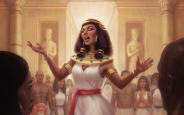 Bí ẩn cỗ quan tài tuyệt đẹp chứa xác ướp nữ ca sĩ Ai Cập có số phận bi thảm