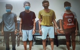 Nhóm cướp tuổi teen cướp iPhone XS của thanh niên giao hàng ở Sài Gòn