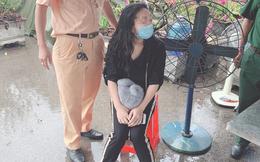 Giải cứu thành công thiếu nữ định nhảy cầu Bến Thủy tự tử