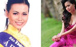 Á hậu xứ dừa Bến Tre từng cạnh tranh ngôi vị Hoa hậu với Nguyễn Thị Huyền giờ ra sao?