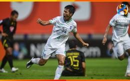 """Đội bóng Thái Lan """"trầy vi tróc vảy"""" hạ gục CLB từng thảm bại 5 bàn không gỡ trước Viettel"""