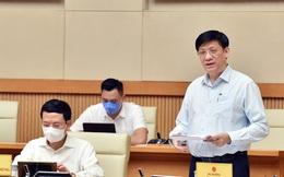 Bộ trưởng Bộ Y tế: Phòng chống dịch tại TP HCM quyết định thành công chống dịch của cả nước