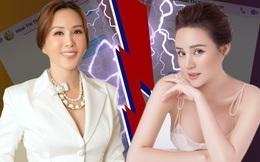 Độc quyền: Vy Oanh tung bằng chứng tố Thu Hoài nói dối trắng trợn, làm cho ra nhẽ nghi vấn yêu sách trở mặt đòi cát-xê