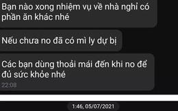 Những dòng tin nhắn lúc nửa đêm của y bác sĩ Bệnh viện Chợ Rẫy