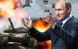 """""""Sẽ là đòn hủy diệt bằng vũ khí hạt nhân"""": Chuyên gia cảnh báo phản ứng của Nga nếu Donbass bị tấn công!"""
