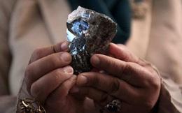 Phát hiện kim cương 1.174 carat - một trong những viên lớn nhất thế giới ở Botswana
