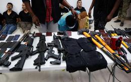 """Biệt kích ám sát Tổng thống Haiti vũ trang """"cực khủng"""", 11 tên bị bắt trong văn phòng đại diện Đài Loan"""