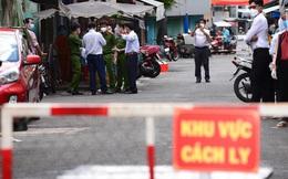 Trưa 9/7, cả nước ghi nhận thêm 609 ca mắc Covid-19 mới, riêng TP Hồ Chí Minh 479 ca
