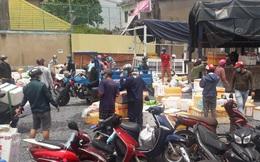 TP.HCM: Để gần 100 người đến nhận hàng, chủ bãi xe Đệ Nhất bị phạt 30 triệu
