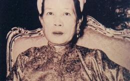 Cuộc đời đẫm nước mắt về Hoàng thái hậu cuối cùng của Việt Nam